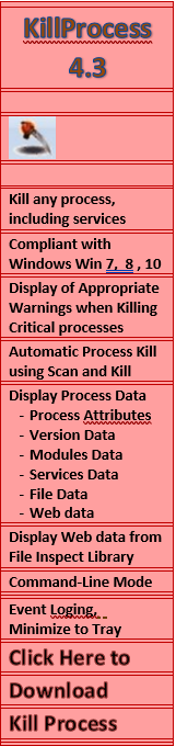 KillProcess 4.3